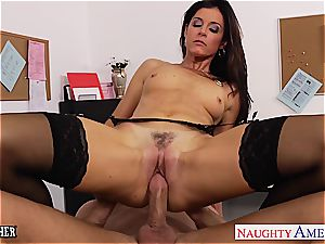 crazy India Summer in tights romped by college girl