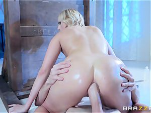 Kate England blowing off Danny D