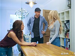 Amber Jayne romped by Danny D