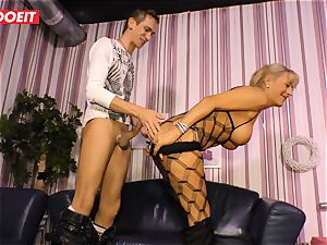 LETSDOEIT - steamy aunt-in-law rails cousins chisel On bang-out gauze
