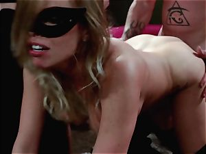 studs see on as Britney Amber and Nikki Daniels gang pound