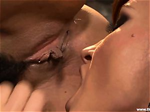 Alluring Charley pursue gets plaything boned by Lisa Ann