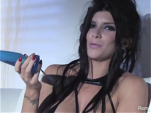 Romi Rain discusses her purchase of some rectal playthings
