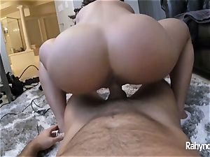 Rahyndee James super-fucking-hot culo In Your Face HD