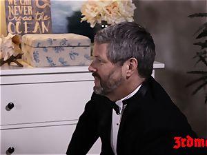 hotwife cougar fuckslut Dana bbc beaten
