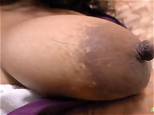 LatinChili curvaceous Mature Sharon Solo masturbation