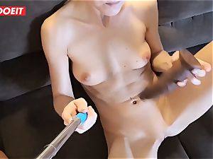 ultra-kinky hubby Always liked To Share His ash-blonde wife