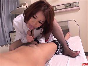 fuck-fest with super-fucking-hot chinese mummy Erika Nishino