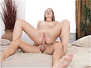 very first anal invasion sex movie for tiny orb hotty Rita Milan