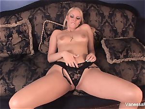 lovely Vanessa taunts and tells you what she wants
