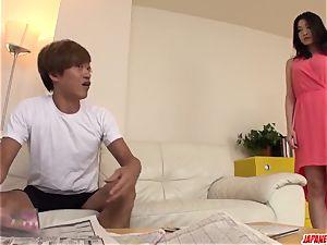 Ryu Enami outstanding home porno movie with beau