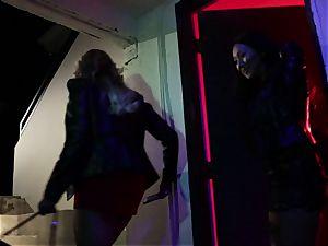 Vendetta Sn two super-steamy crazy blondie Kenzie Taylor