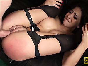 PASCALSSUBSLUTS - super-fucking-hot Julia de Lucia gagged and torn up firm