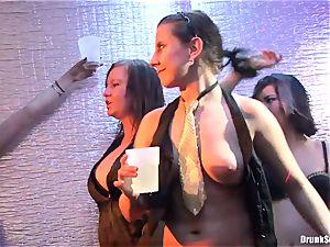 Bibi Fox, Tarra milky and Carla Cox mischievous and insane