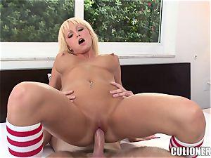 blondie in socks ravages lollipop