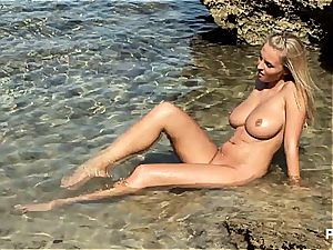 Ever seen a stranded pair of boobs