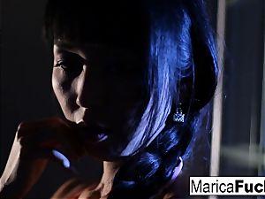 asian superstar Marica gets nude