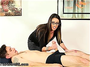 steamy mommy creampied by son in law