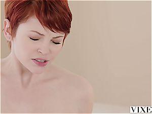 VIXEN Kendra Sunderland In An unbelievable three way