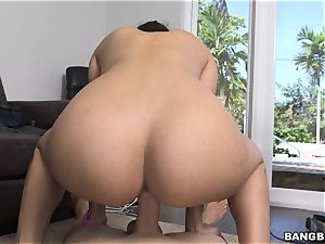 molten maid Mercedes Carrera does anything to get paid more